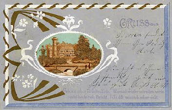 Greetings_from_card_with_cork_imitation_castle