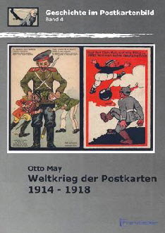 Otto_May_cover_War_of_Postcards_1914_1918